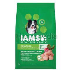 IAMS Dog Dry Food Adult Dog All Breed Chicken 1.5kg