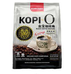 Gold Choice Kopi O Kosong 20x10gm