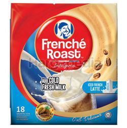 Frenche Roast Coffee Ice French Latte 18x13gm