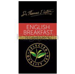 Lipton Sir Thomas English Breakfast 25x2.4gm