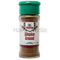 McCormick All Spice Ground 30gm