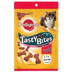 Pedigree TastyBites Chewy Bones Beef 50gm