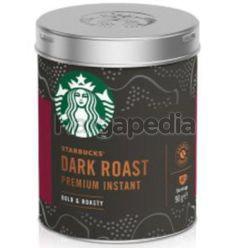 Starbucks Dark Roast Tin 90gm