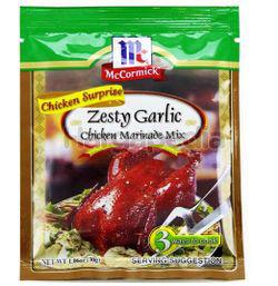 McCormick Chicken Surprise Zesty Garlic Marinade Mixes 30gm