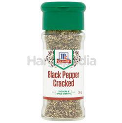 McCormick Black Pepper Cracked 35gm