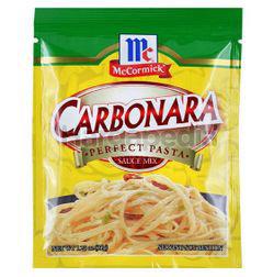 McCormick Carbonara Perfect Pasta Sauce Mix 35gm
