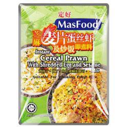 MasFood Cereal Prawn With Sesame Mix 80gm