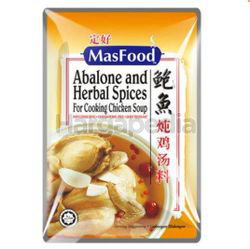 MasFood Abalone Herbal Spices Soup 110gm