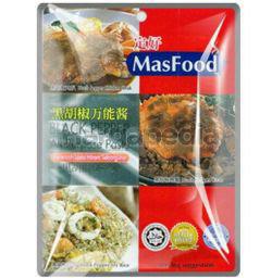 MasFood Black Pepper All Purpose Paste 140gm