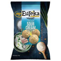 Eureka Sour cream Popcorn 80gm