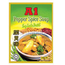 A1 Pepper Spice Soup 40gm