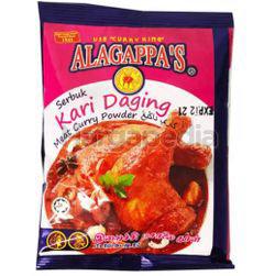 Alagappa's Meat Curry Powder 25gm