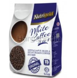 Nutrigold 3in1 White Coffee Original 15x30gm