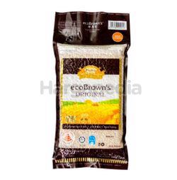 Eco Brown's Unpolished Brown Rice 1kg