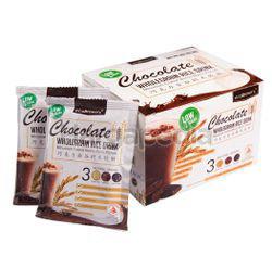Eco Brown's Chocolate Beverage Low Sugar 12x35gm