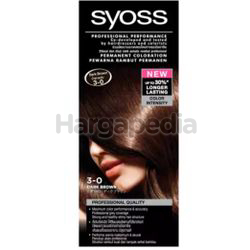 Syoss Color Baseline RL14 3-0 Dark Brown 1s