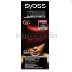 Syoss Color Baseline RL14 5-89 Dark Ruby Red 1s