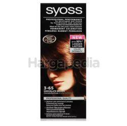 Syoss Color Baseline RL14 3-65 Chocolate Brown 1s
