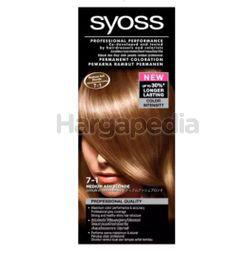 Syoss Color Baseline RL14 7-1 Medium Ash Blonde 1s