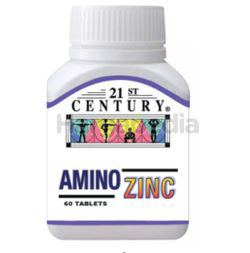 21st Century Amino Zinc 60s