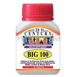 21st Century Big 100 50s