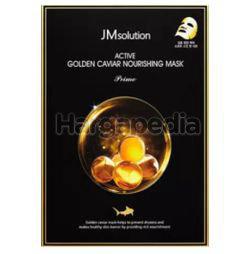 JM Solution Active Golden Caviar Nourishing Mask 30gm 10s