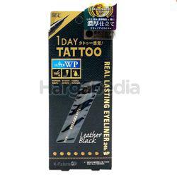 K-Palette Real Lasting 24h Eyeliner WP Leather Black 1s