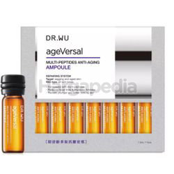 Dr.Wu Ageversal Multi-Peptides Anti-Aging Ampoule  7x1.5ml