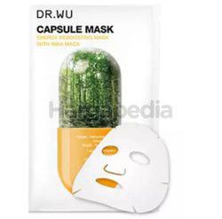 Dr.Wu Energy Reboosting Mask With Inka Maca 3s