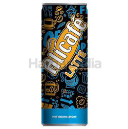 Ali Cafe Can Coffee Latte 240ml