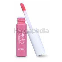 Wardah Everyday Cheek & Lip Tint 03 Pink on Point! 1s