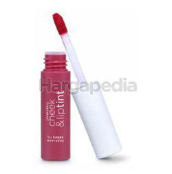 Wardah Everyday Cheek & Lip Tint 01 Red, Set, Glow! 1s