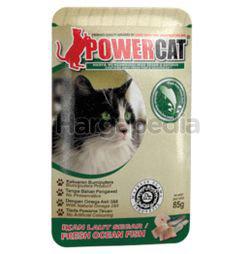 Power Cat Cat Food Fresh Ocean Fish 85gm
