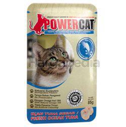 Power Cat Cat Food Fresh Ocean Tuna 85gm
