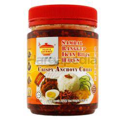 Tean's Gourmet Crispy Anchovy Chilli 240gm