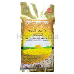 Eco Brown's Gold Rice 1kg