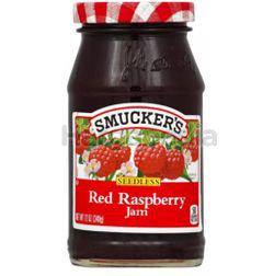 Smucker's Red Raspberry Seedless Jam 340gm