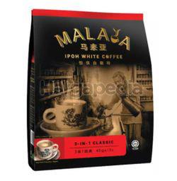 Malaya Ipoh White Coffee Classic 3in1 15x40gm