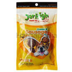 Jerhigh Cheese & Sausage 100gm
