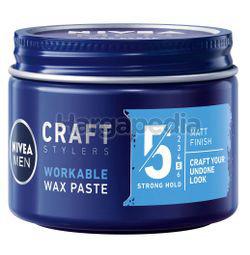 Nivea Men Craft Hair Styling Wax Paste 200ml
