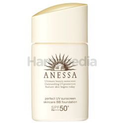 Anessa Perfect UV Sunscreen Skincare BB Foundation Light 25ml
