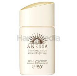 Anessa Perfect UV Sunscreen Skincare BB Foundation Natural 25ml