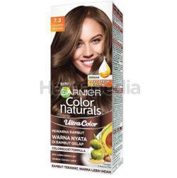 Garnier Color Naturals Ultra Color 7.3 Golden Brown Kit 1s