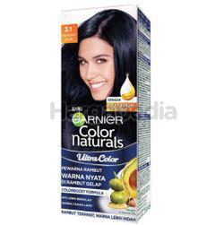 Garnier Color Naturals Ultra Color 3.1 Midnight Blue Kit 1s