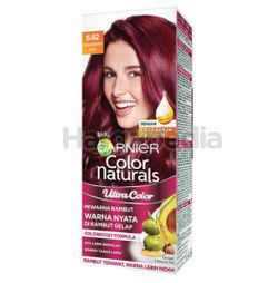 Garnier Color Naturals Ultra Color 6.62 Cranberry Red Kit 1s