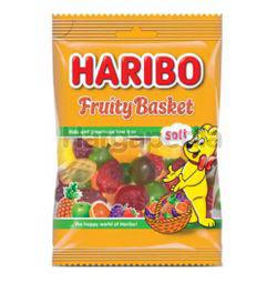 Haribo Fruity Basket Gummy 80gm