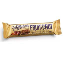 Whittaker's Chunks Fruit & Nut 50gm
