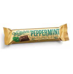Whittaker's Chunks Dark Peppermint 50gm