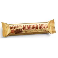 Whittaker's Chunks Almond Gold 50gm