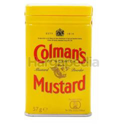 Colman's Powdered Mustard 57gm